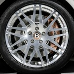 2014 Bentley Hybrid Concept Wheel
