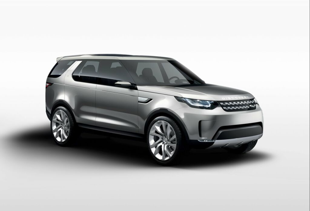2014 Land Rover Discovery Vision Concept 1 2014 Land Rover Discovery Vision Concept
