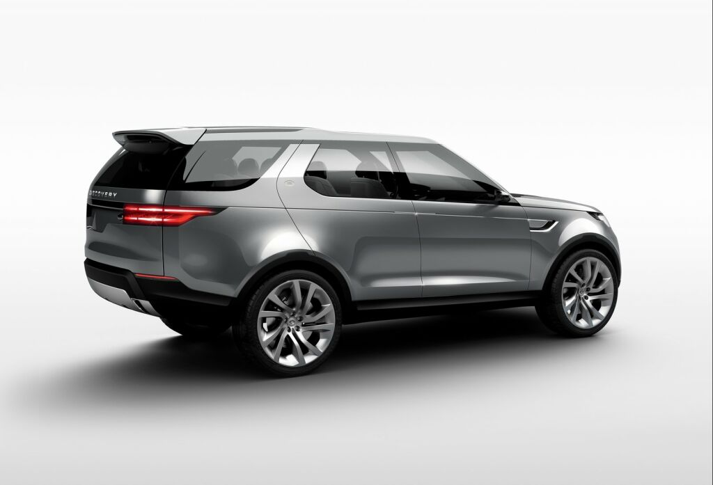 2014 Land Rover Discovery Vision Concept 3 2014 Land Rover Discovery Vision Concept