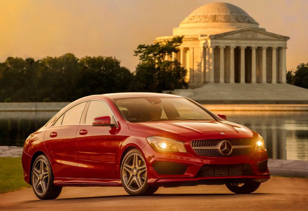 2014 mercedes benz cla250 revealed for 2014 mercedes benz cla250 coupe