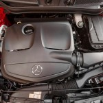 2014 Mercedes-Benz CLA250 Engine