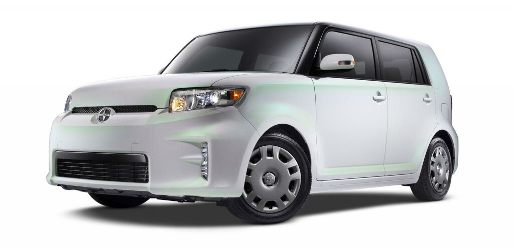 2014 Scion xB Release Series 10 1 Scion xB Release Series 10.0 announced