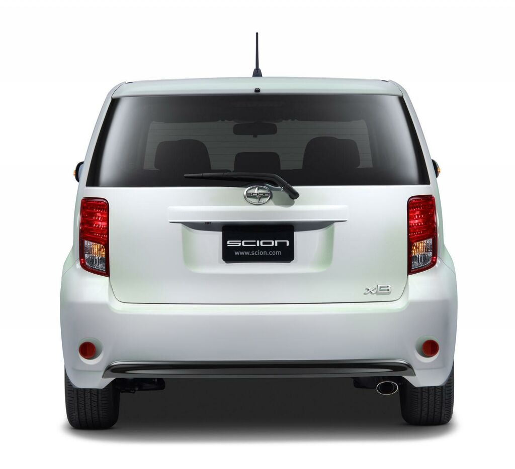 2014 Scion xB Release Series 10 3 Scion xB Release Series 10.0 announced