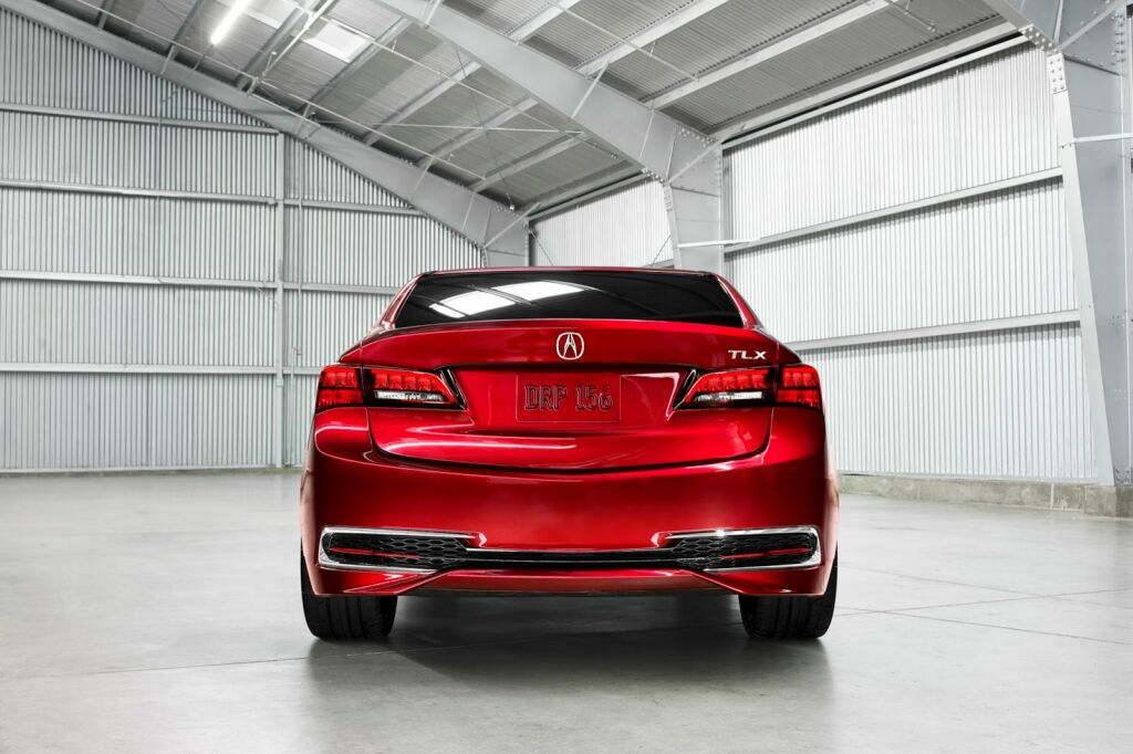 2015 Acura TLX 5 2015 Acura TLX Details