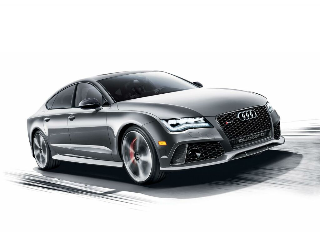 2015 Audi RS7 Dynamic Edition 1 2015 Audi RS7 Dynamic Edition launched