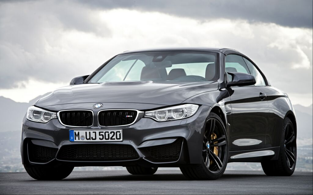 2015 BMW M4 Convertible 1 2015 BMW M4 Convertible details and photos
