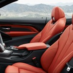 2015 BMW M4 Convertible Interior (1)