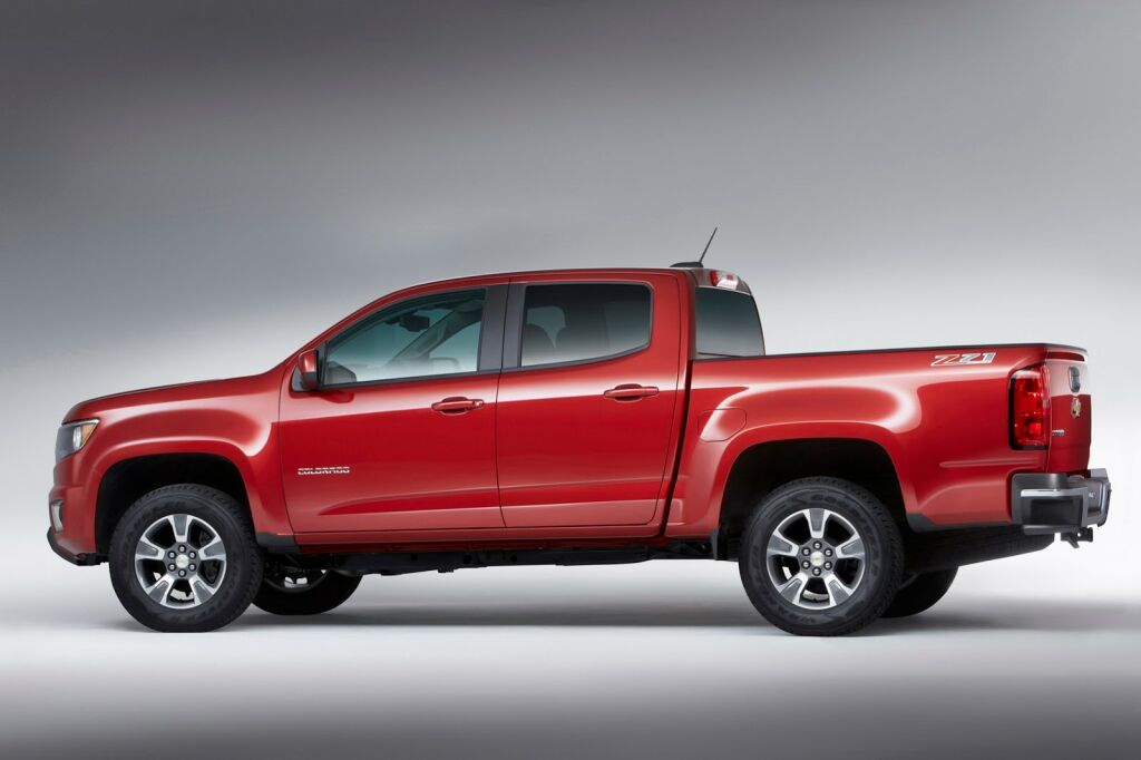 2015 Chevrolet Colorado 2 2015 Chevrolet Colorado Details