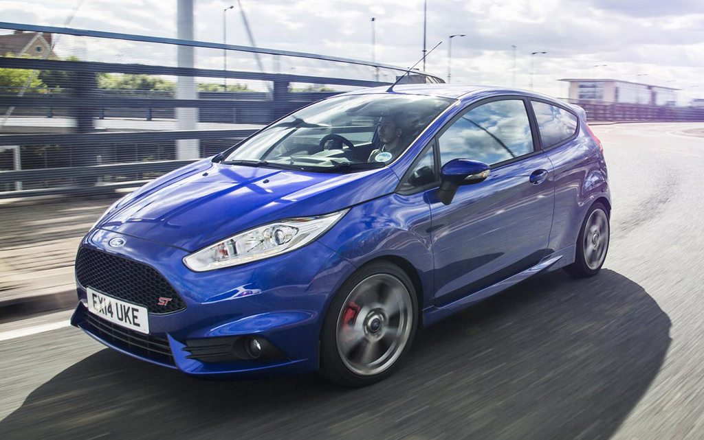 2015 ford fiesta st3 new version announced in uk. Black Bedroom Furniture Sets. Home Design Ideas