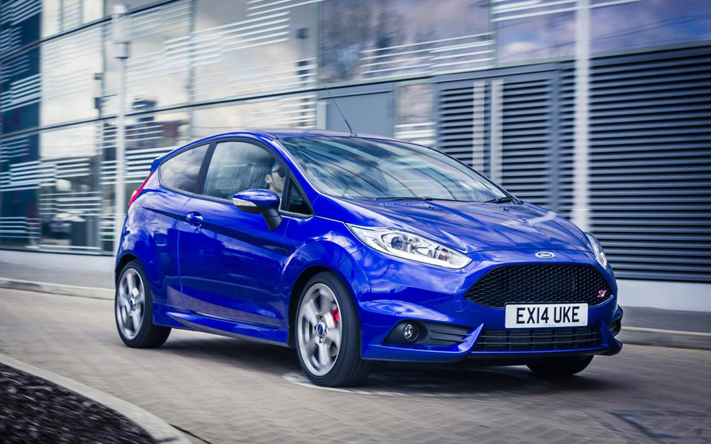 2015 Ford Fiesta ST3 3 2015 Ford Fiesta ST3 New Version Announced in UK