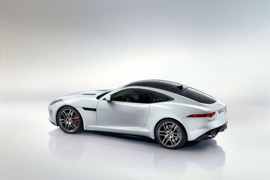 2015 Jaguar F Type Coupe 4 2015 Jaguar F Type Coupe details