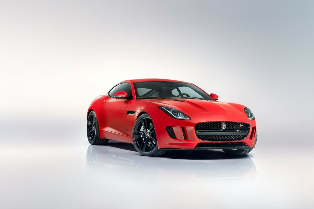 2015 Jaguar F Type Coupe 7 2015 Jaguar F Type Coupe details