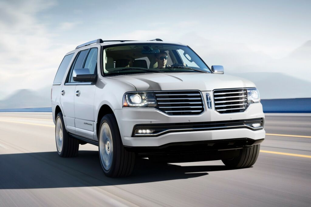 2015 Lincoln Navigator 1 2015 Lincoln Navigator details and photos