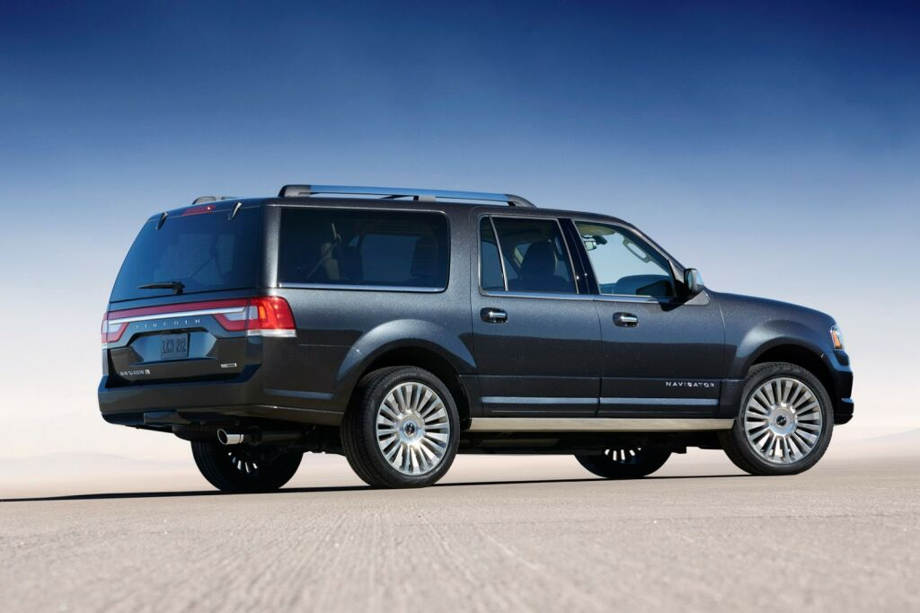 2015 Lincoln Navigator 5 2015 Lincoln Navigator details and photos