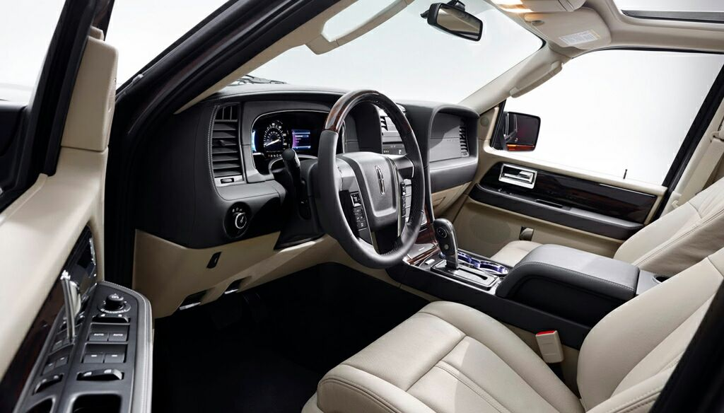 2015 Lincoln Navigator Interior 1 2015 Lincoln Navigator details and photos