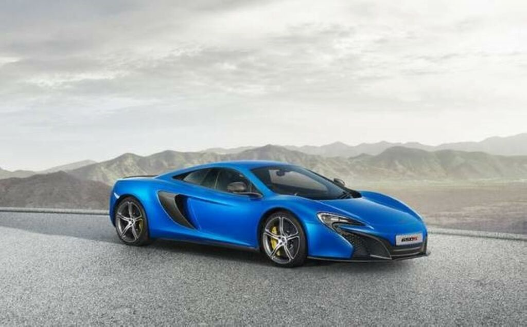 2015 McLaren 650S 1 2015 McLaren 650S features and details