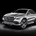 2015 Mercedes-Benz Concept Coupe SUV (1)