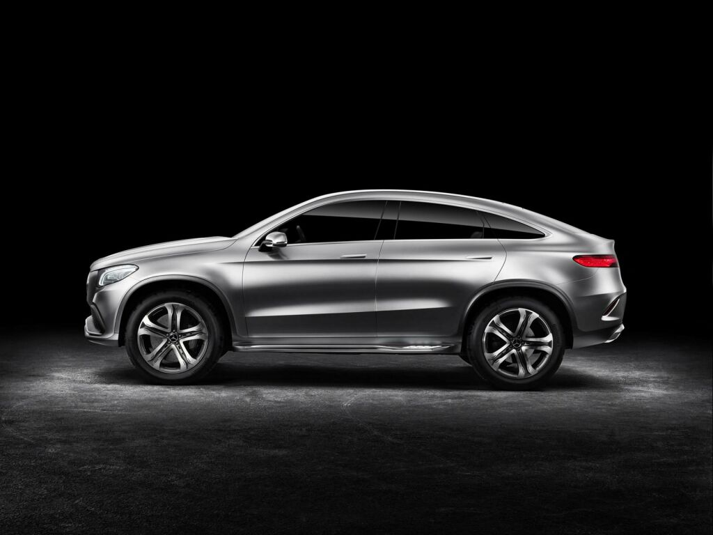 2015 mercedes benz concept coupe suv for Mercedes benz suv models