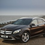 2015 Mercedes Benz GLA UK Version