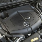 2015 Mercedes Benz GLA UK Version Engine