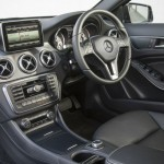 2015 Mercedes Benz GLA UK Version Interior (1)