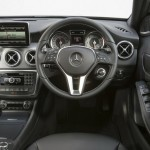 2015 Mercedes Benz GLA UK Version Interior (2)
