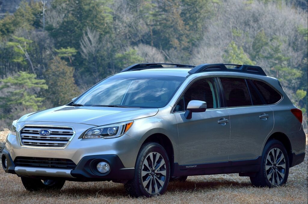 2015 Subaru Outback features and details machinespider
