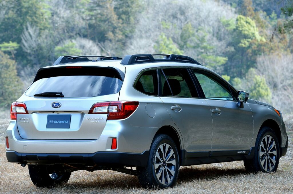 2015 subaru outback features and details. Black Bedroom Furniture Sets. Home Design Ideas