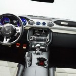 Ford Mustang 50 Year Limited Edition Interior (1)