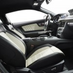 Ford Mustang 50 Year Limited Edition Interior (2)