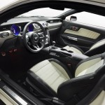 Ford Mustang 50 Year Limited Edition Interior (7)