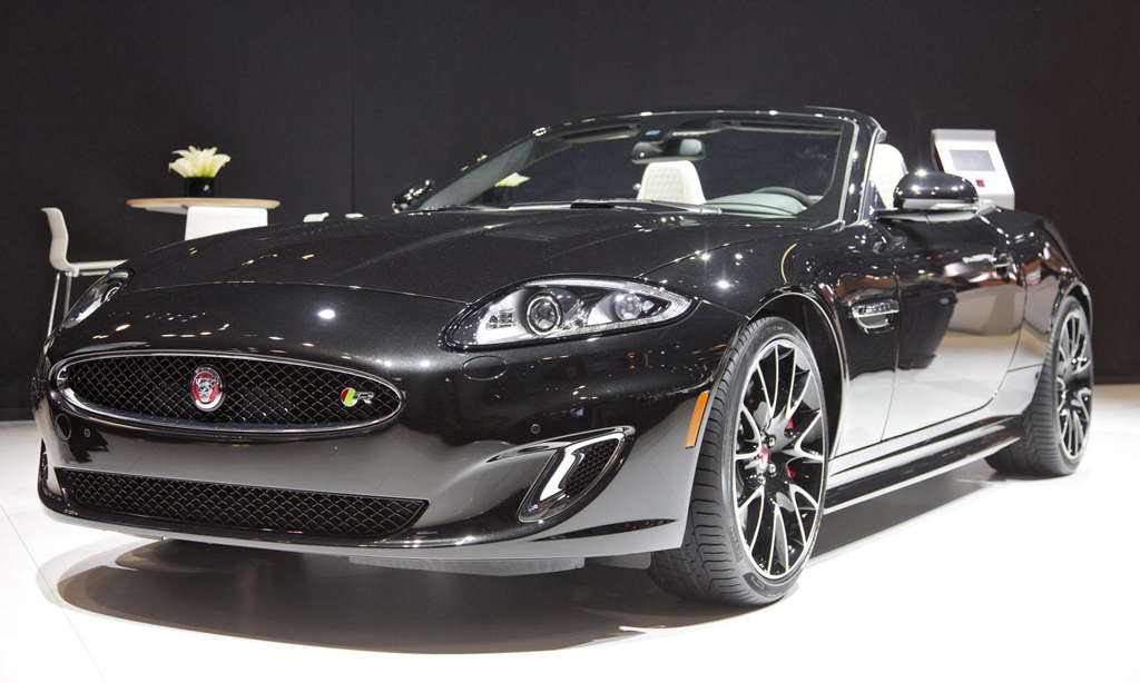 Jaguar XKR Final Fifty Edition 1 2015 Jaguar XK ends with 'Final Fifty'