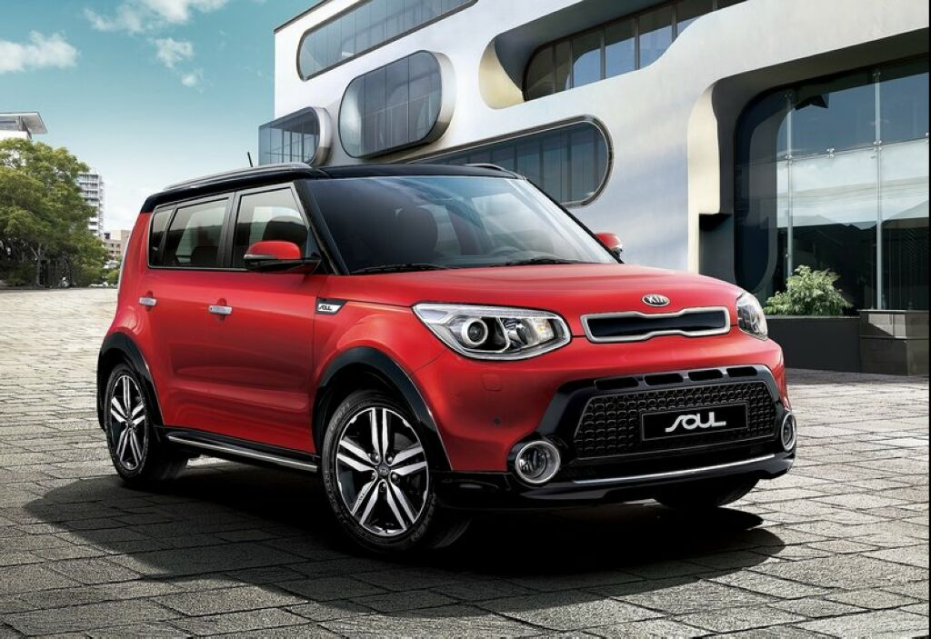 Kia Soul EU Version 8 2014 Kia Soul EU Version has its Soul in the right place
