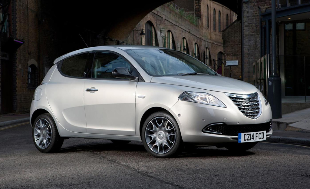 2014 Chrysler Ypsilon 2014 Chrysler Ypsilon starts at 9895 GBP