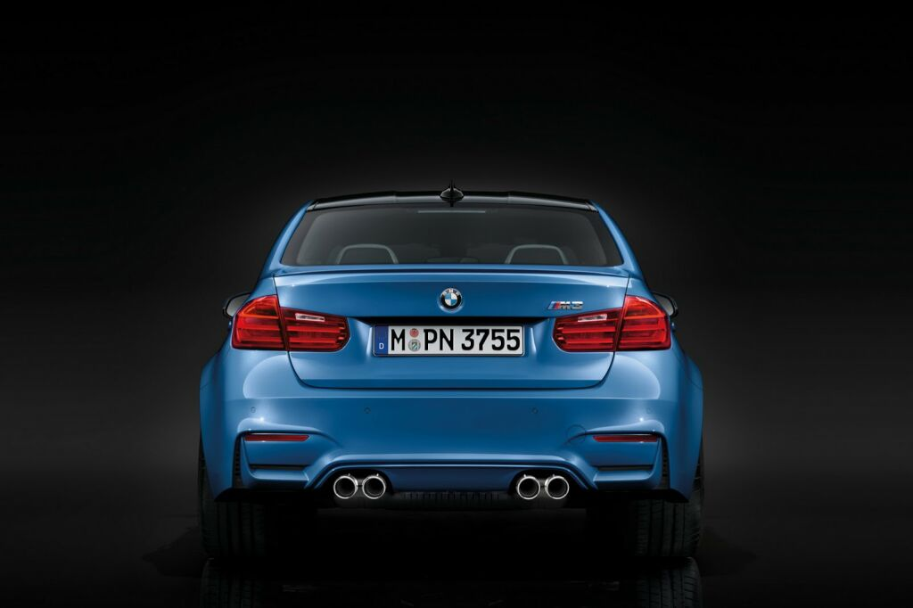 2015 BMW M3 Sedan 5 2015 BMW M3 Sedan details and features