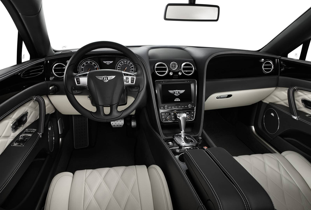 2015 Bentley Flying Spur V8 Interior 2015 Bentley Flying Spur V8