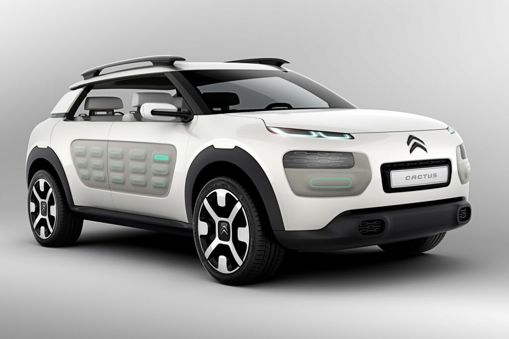 2015 Citroen C4 Cactus 2 2015 Citroen C4 Cactus has arrived