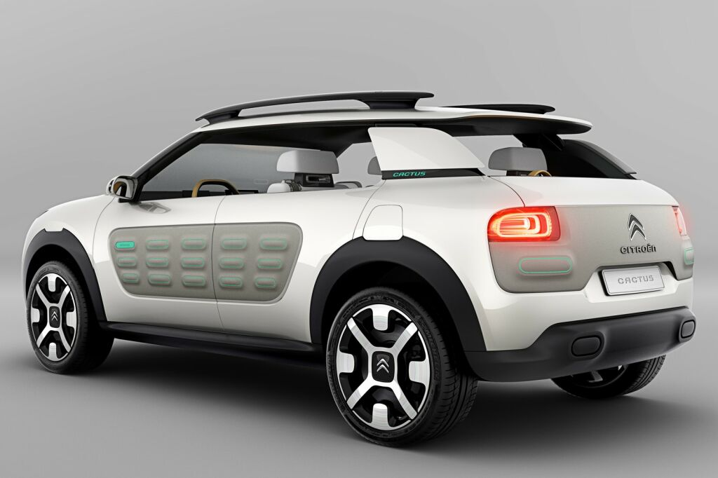 2015 Citroen C4 Cactus 8 2015 Citroen C4 Cactus has arrived