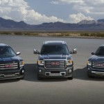 GMC All Terrain Lineup