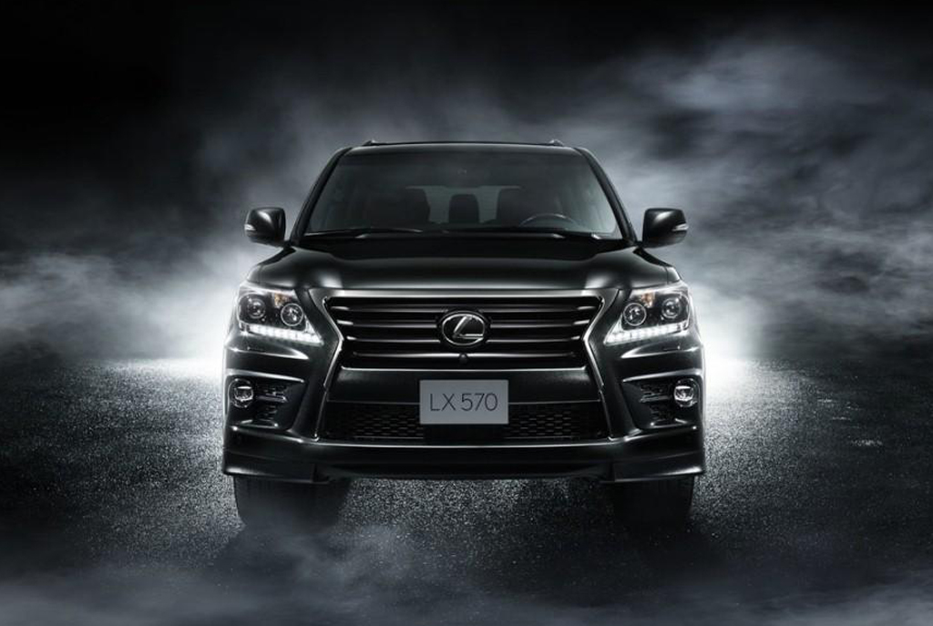 2015 Lexus LX 570 Supercharger 2 2015 Lexus LX 570 Supercharger Special Edition