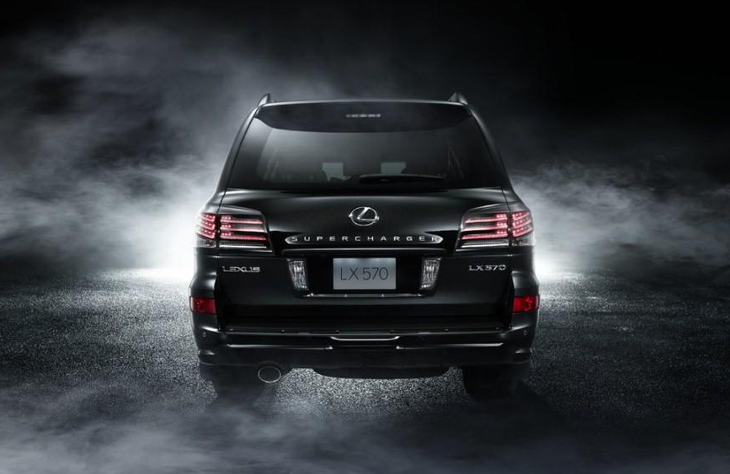 2015 Lexus Lx 570 Supercharger Special Edition