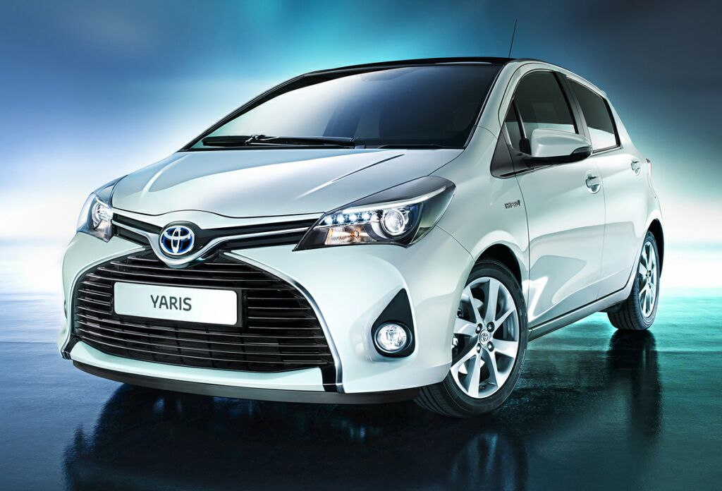 2015 Toyota Yaris 1 2015 Toyota Yaris features and details