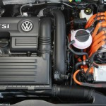 2015 Volkswagen Golf GTE Engine