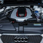 2014 Audi  RS5 TDI Concept Engine
