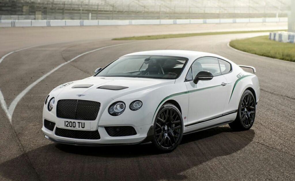 2014 Bentley Continental GT3 R Limited Edition 1 Bentley's Limited Edition '2014 Continental GT3 R' out now