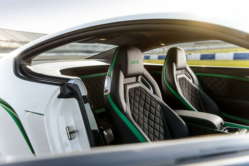 2014 Bentley Continental GT3 R Limited Edition Interior 3 Bentley's Limited Edition '2014 Continental GT3 R' out now