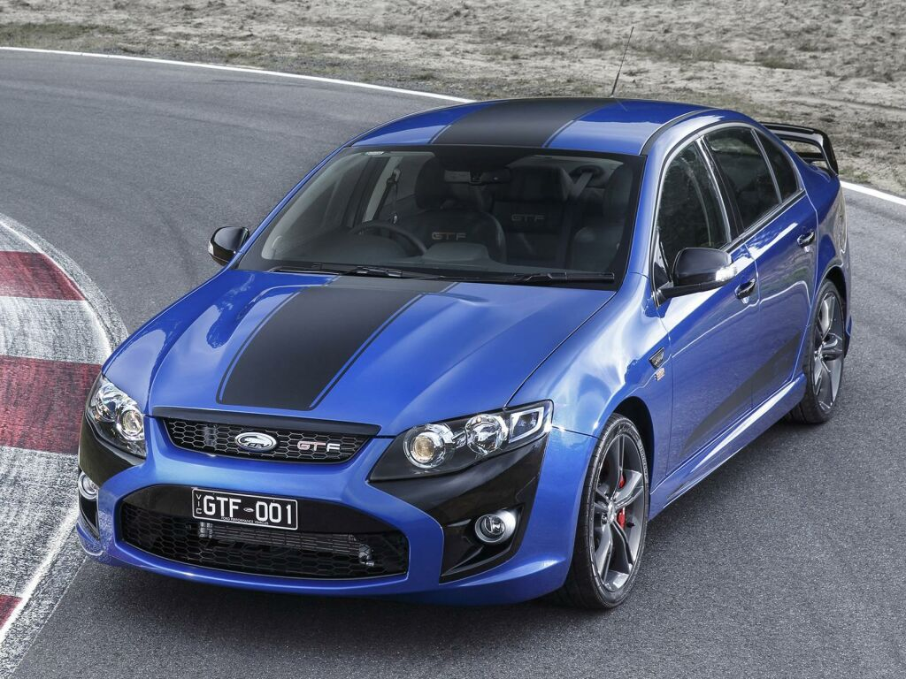 2014 Ford FPV GT F 351 3 Ford Australia's last offering  the '2014 FPV GT F 351'