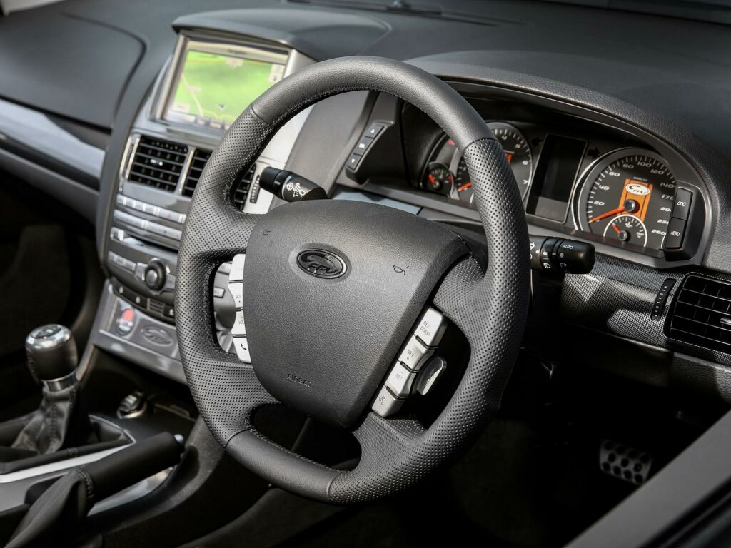 2014 Ford FPV GT F 351 Interior 3 Ford Australia's last offering  the '2014 FPV GT F 351'