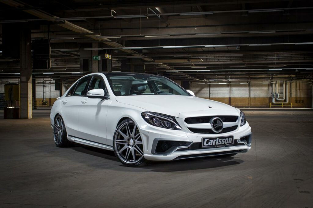 2014 Mercedes Benz C Class 1 Carlsson re designs 2014 Mercedes C Class