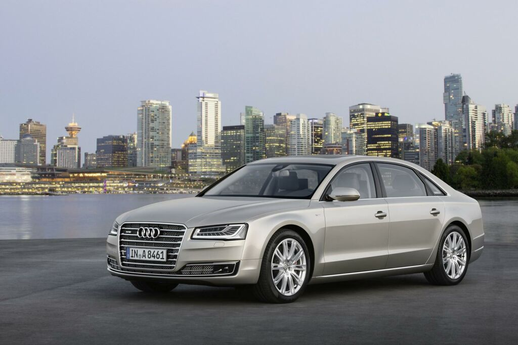 2015 Audi A8 2 Audi announces the price of 2015 A8